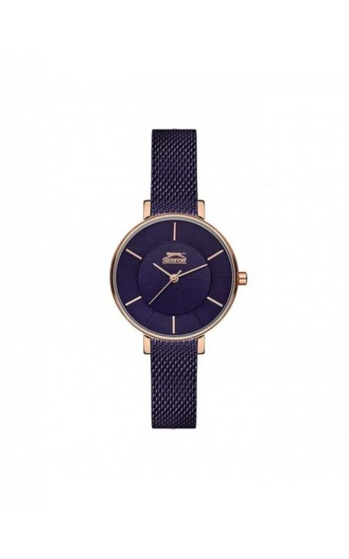SLAZENGER Purple SS Mesh Bracelet SL.09.6147.3.05
