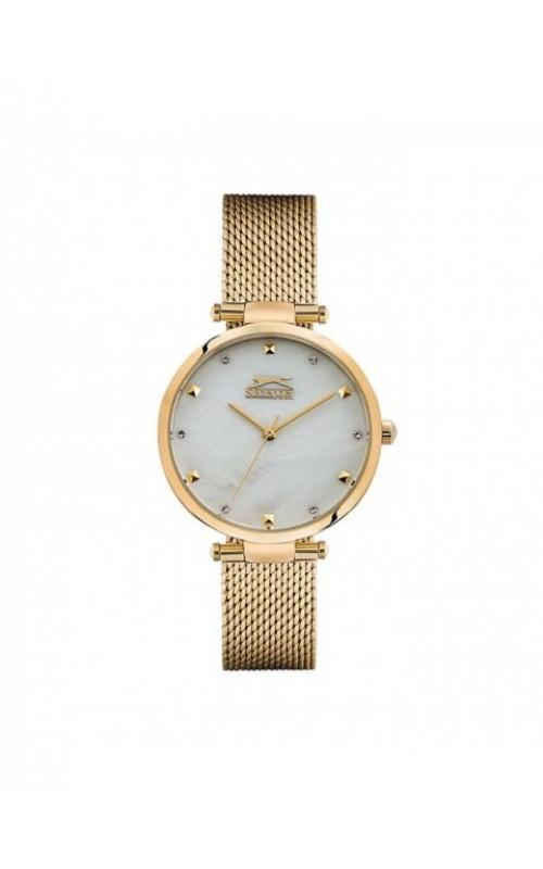 SLAZENGER Gold SS Mesh Bracelet SL.09.6286.3.02