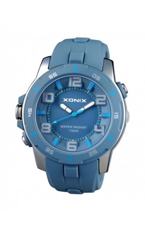 XONIX Light Blue Silicone Strap CAE-002