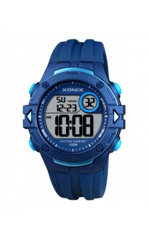 XONIX Blue Silicone Strap DAC-001
