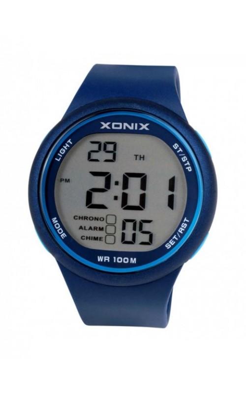 XONIX Blue Silicone Strap GJB-A04