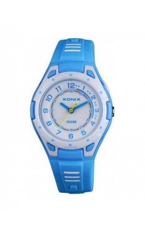 XONIX LIght Blue Silicone Strap OY-001